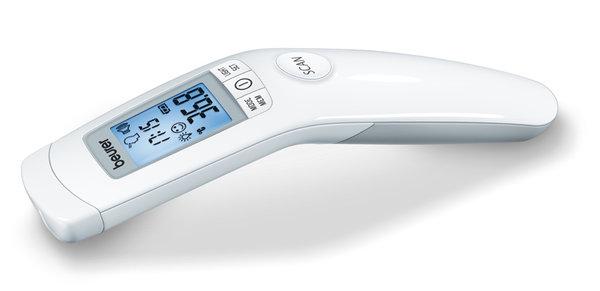 Мултифункционален, инфрачервен термометър